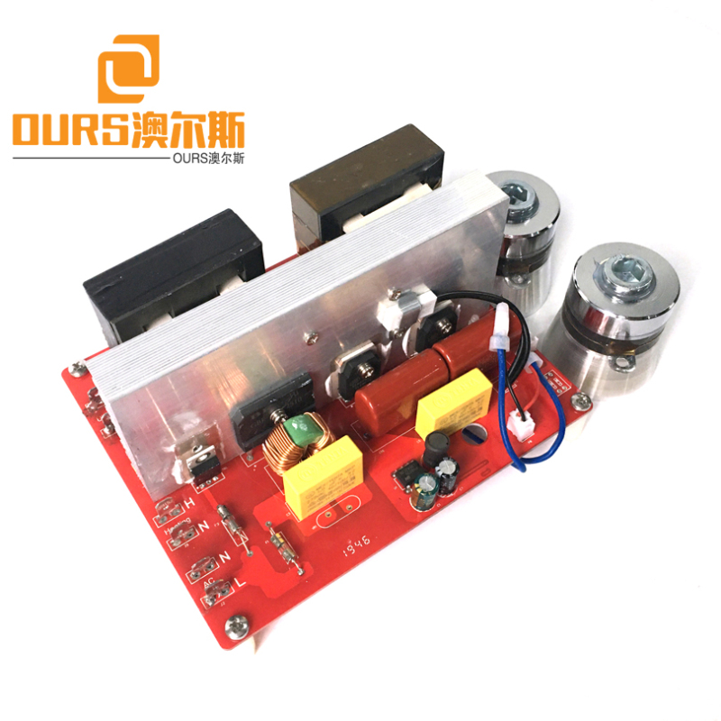 28KHZ 400W China Factory Ultrasonic Cleaning Generator For Hotel Chef