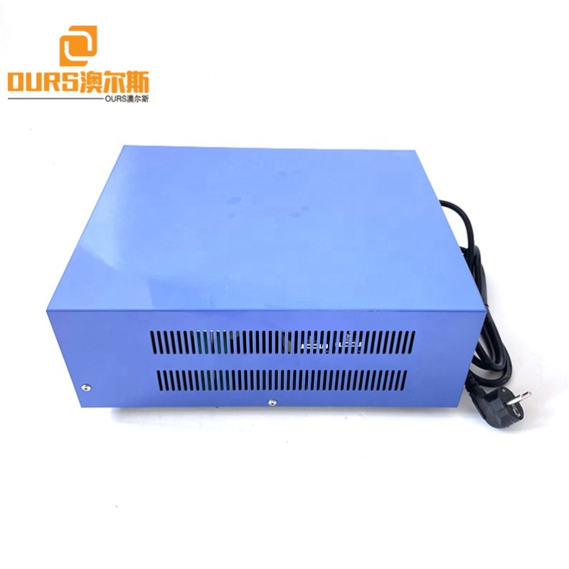 28khz Ultrasonic Generator Drive Parts Of Mechanical Cleaning Machine  For Cleaning Of Oil Cylinder Bearings Of Truck Cranes