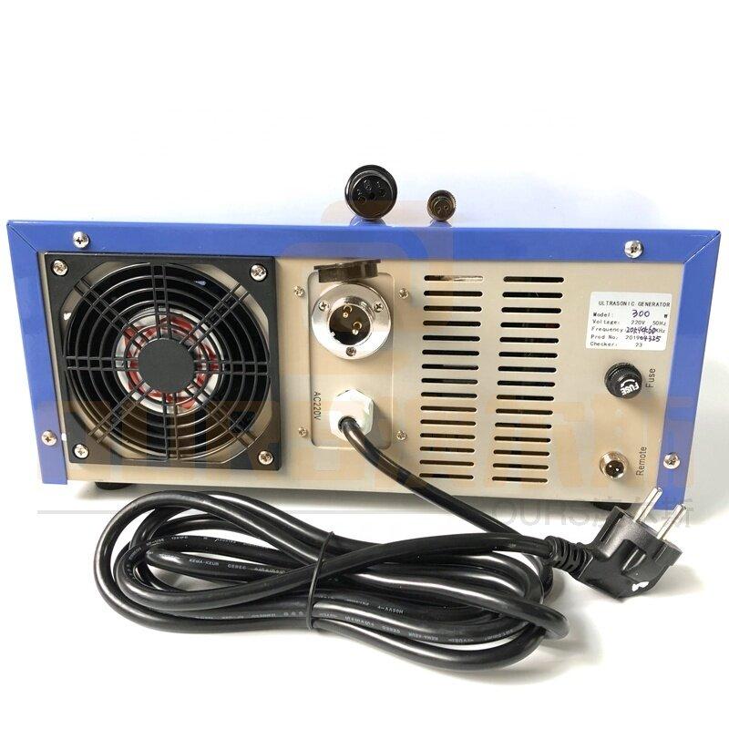 Industrial Washer Bath Power Box Ultrasonic Pulse Oscillating Power 20K/40K/60K Ultrasonic Washing Power Generator 300Watt