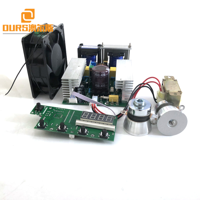 200W To 600W High Power Ultrasonic Circuit Generator Board For Building Scalpel Screw Glasses Digital Cleaner