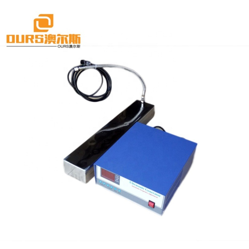 1000W Stainless steel 316 ultrasonic vibrating box Customized input ultrasonic vibration board