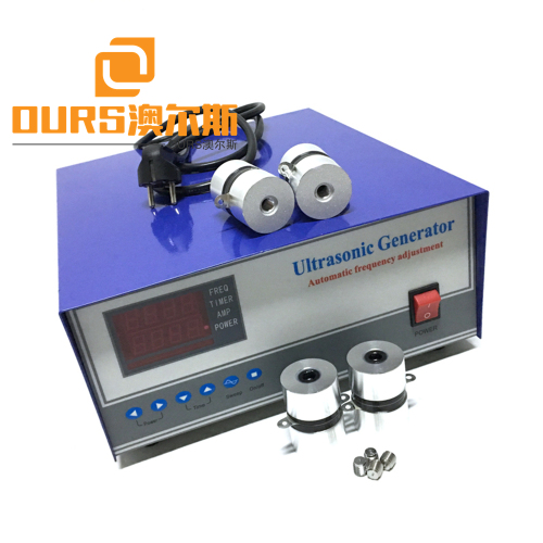1800W Digital High Quality  ultrasonic cleaner generator with long life