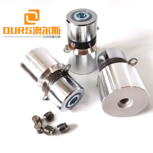 28khz 50w Ultrasonic Wave Transducer pzt4 Ultrasonic Transducer For Industrial Cleaning