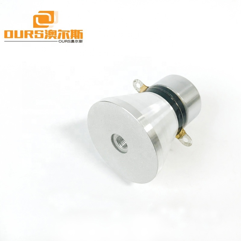 Immersible Ultrasonic Cleaner Component 40KHz 28KHz Industrial Ultrasonic Cleaning Transducer