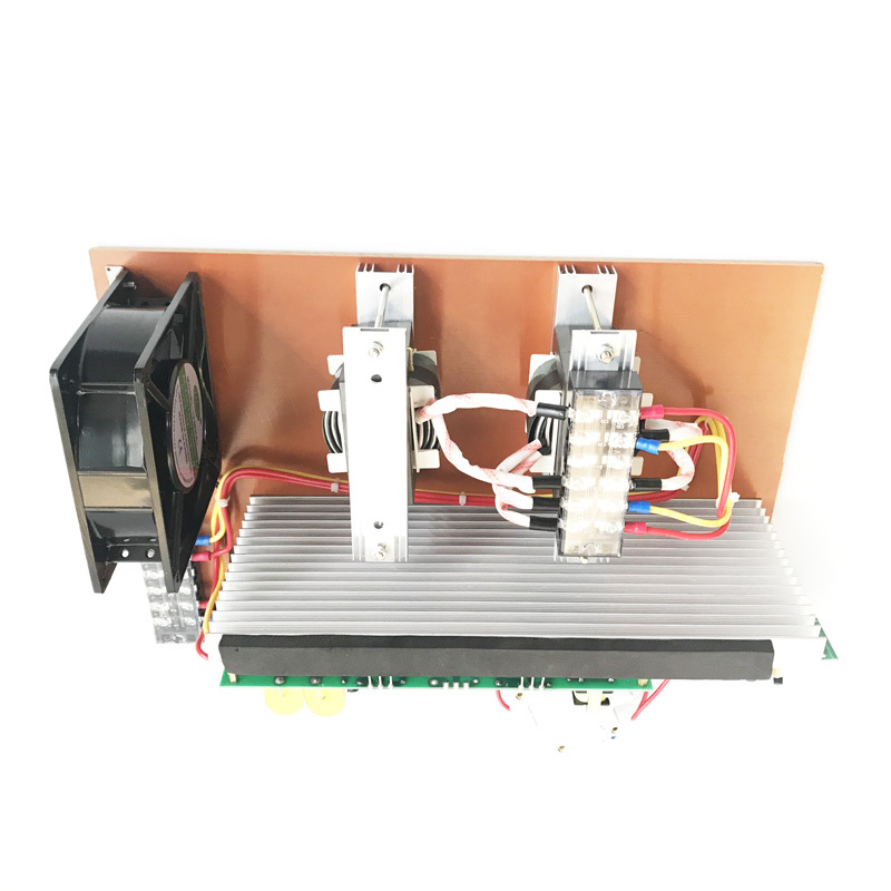 ultrasonic cleaner oscillator circuit 40khz ultrasonic circuit schematic for Industrial Cleaner Tank