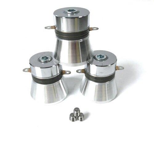 120W Powerful Industrial Ultrasonic Bath Transducers 28KHz Industrial Ultrasonic Vibration Transducer