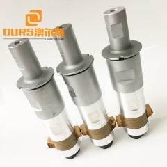 High Quality 2000W 20KHZ PZT8 Ultrasonic Welding Transducer With Booster For Plastic Welding