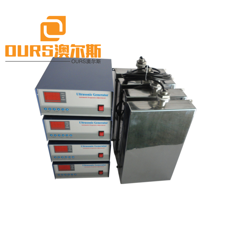 1000W Underwater Submersible Ultrasonic Cleaner  for Industrial ultrasonic cleaning system