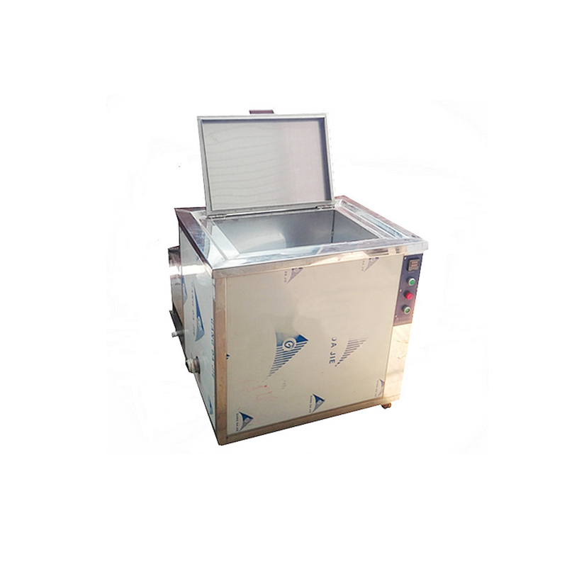 Large Industrial Ultrasonic Cleaner with oil filter system for auto parts Machined Stamped