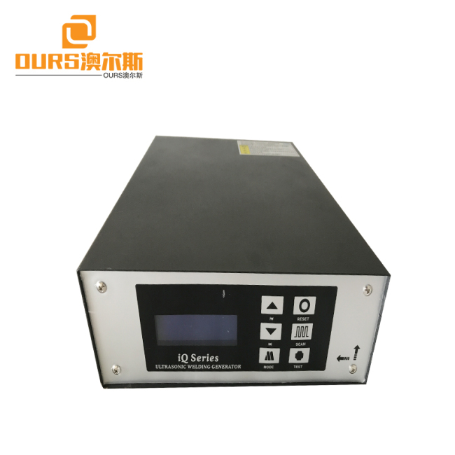 2600W 15KHZ Power Adjusting Digital Ultrasonic Generator for welding,polishing,Grinding,cutting