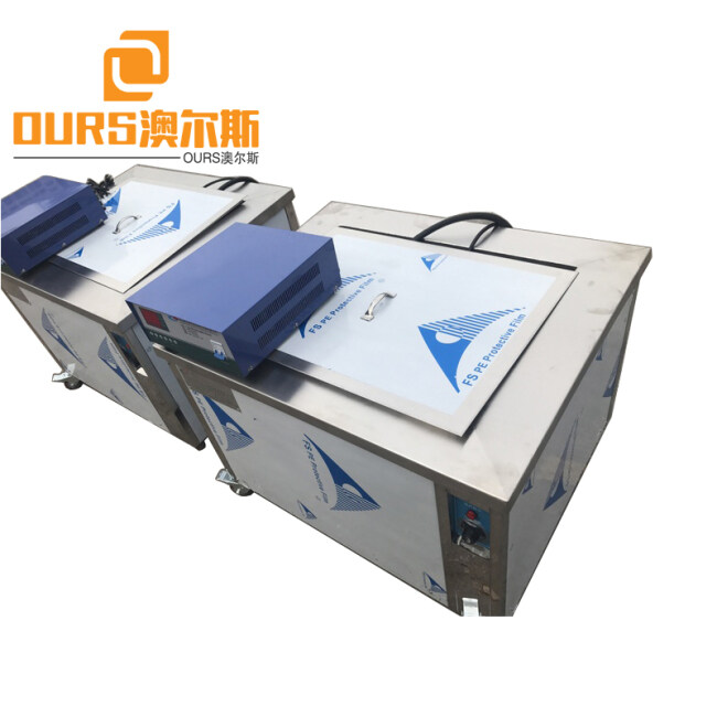 28KHZ 1500W SUS304 High Efficiency And Fast Digital Ultrasonic Cleaner For Cleaning Melt blown cloth nozzle