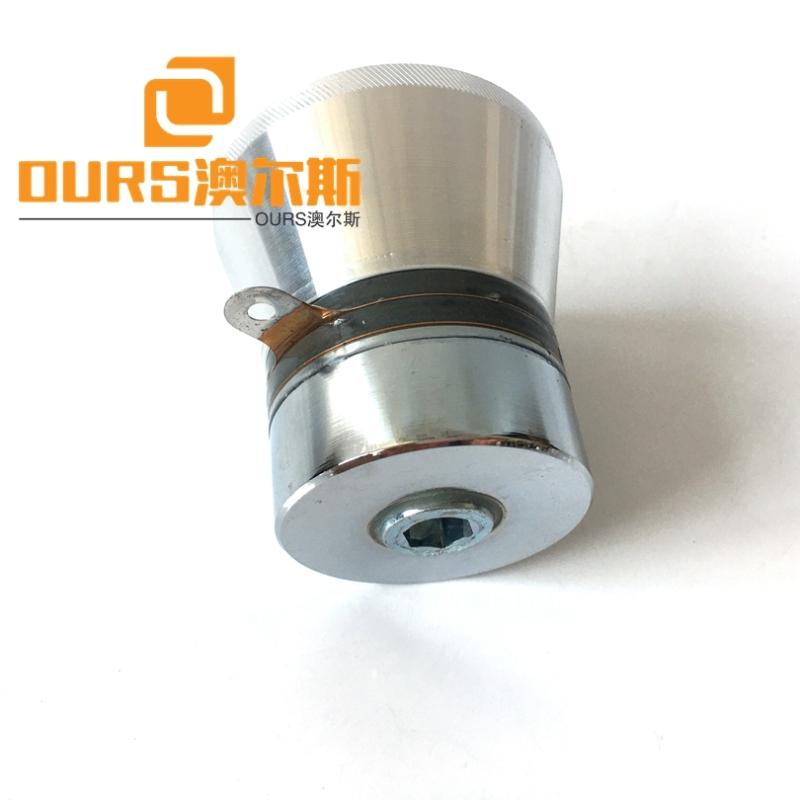 135khz 50w High Power ultrasonic transducer parts cleaner for cleaning Precision parts
