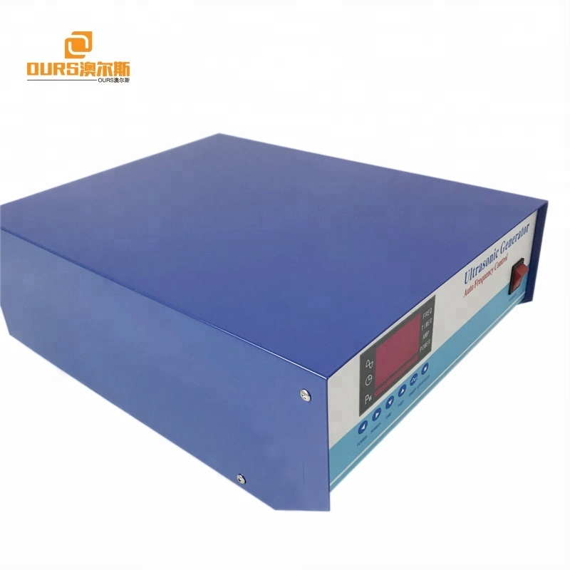 1800w All Model Ultrasonic Cleaner Parts Transducer Driver Cleaning Generator
