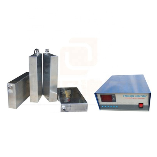 Ultrasonic Cleaning Factory Customized Ultrasonic Submersible Transducer Immersible Cleaning Transducer Pack For Cleaning PCB