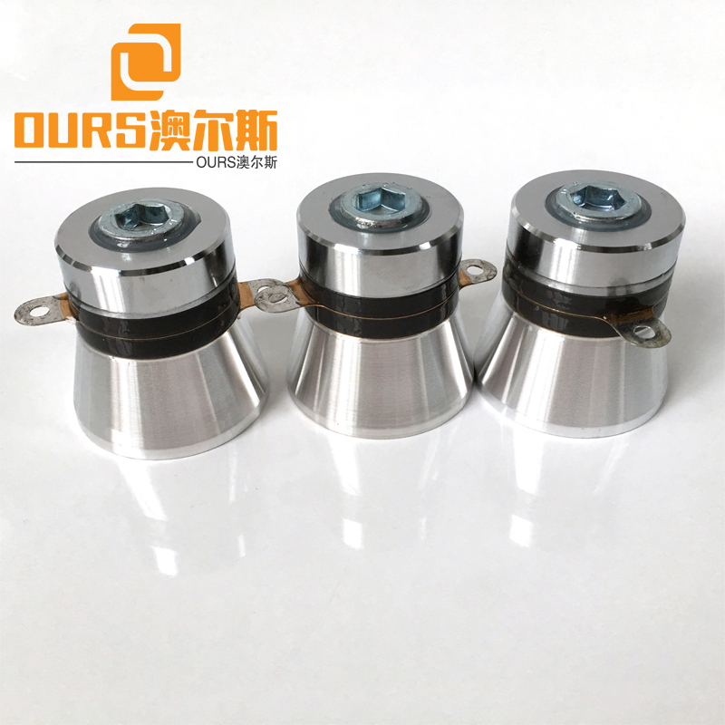 50W Ultrasonic Cleaning Oscillator,40khz Piezo Ultrasonic Transducer For Cleaning Vegetables