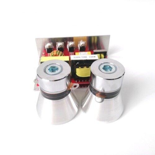120W Ultrasonic Generator Small PCB 220V 40KHz Can Drive Two 40KHz 60W Piezoceramic Ultrasonic Transducer