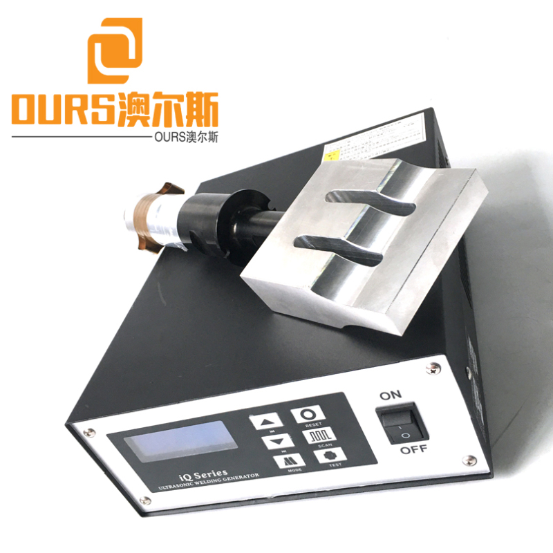 2000W 20KHZ Ultrasonic Generator For Top Grade Tie-on Ear Loop Welding Machine One-off Mask Machine