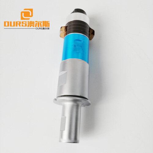 15KHz 1000W Ultrasonic Welding Transducer PZT8 High Power Ultrasonic Transducer