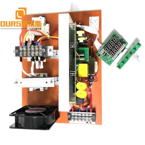 1800W Big Power Waterproof Ultrasonic Cleaner Driving Circuit Board 17K-40K Vibration Frequency Ultrasonic Generator