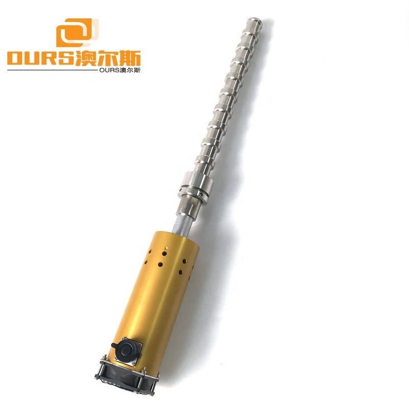 1000W Industrial Ultrasonic Cleaner Vibrating Rod Used In Liquid and Biodiesel Disperse Mixing