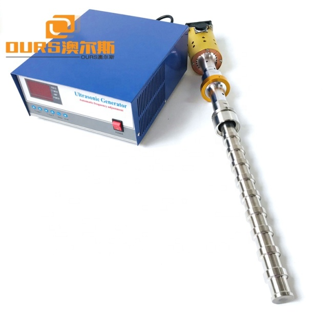 Waterproof Ultrasonic Sonicator Probe Liquid Processor 20KHz 2000W Ultrasonic Homogenizer Sonicator