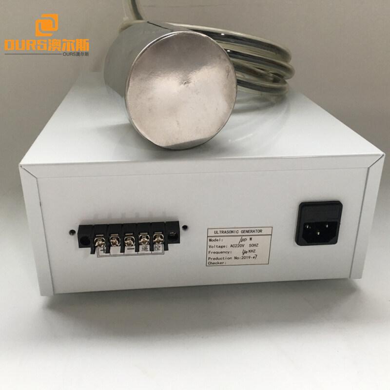 100W ultrasonic algae prevent transducer ultrasound algae removal and control sensor  28khz Ultrasonic Cleaning Transducer
