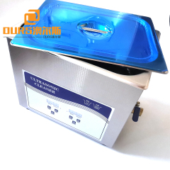 Standard Industrial Ultrasonic Cleaner For Car Parts Cleaning 30L in stock 500W