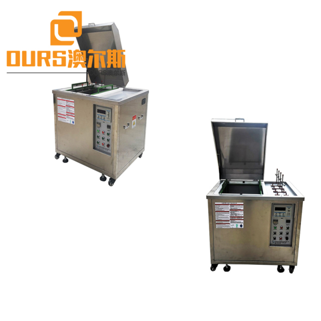 40KHZ 100L Industrial Heated Ultrasonic Electrolytic Mold Washer For Cleaning Injection Moulds Dies And Tools