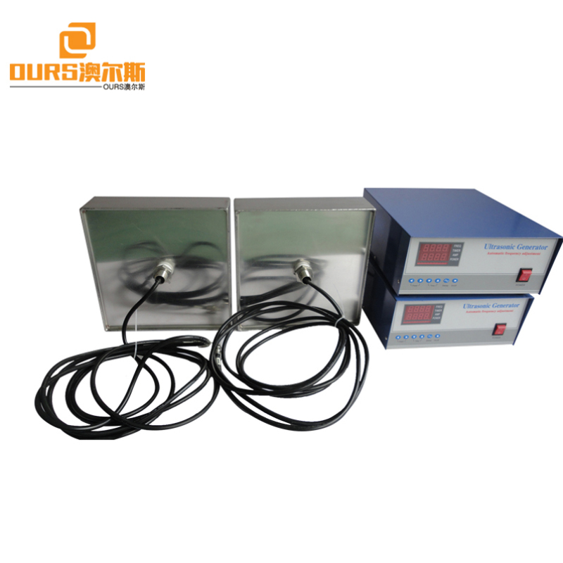 20KHz/28KHz/33KHz/40KHz Ultrasonic Immersible Transducer Pack Strong Wave for cleaning equipment