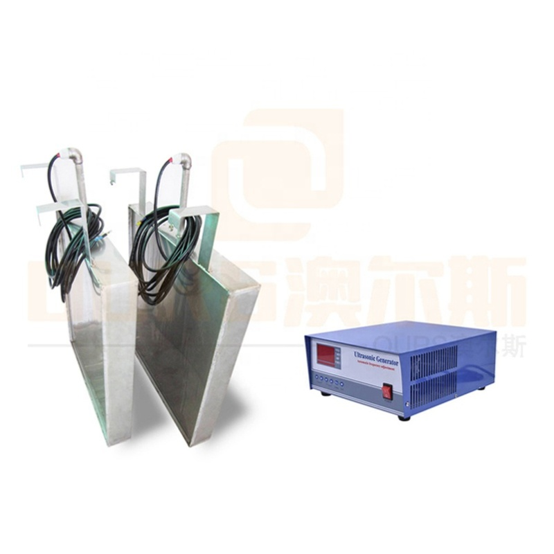 Installing In Industrial Cleaning Bath Underwater Type Ultrasonic Immersible Transducer Board 25K/28K/40K/80K/130K Optional