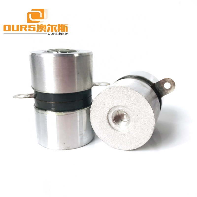 50W High Quality Ultrasonic Cleaner Parts 135KHz High Frequency Ultrasonic Cleaning Transducer
