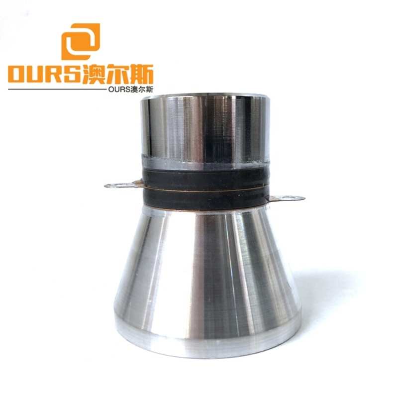 Industry Separate Waste Oil Cleaner Crystal Oscillator 28K 60W Ultrasonic Oscillator For Assembly Ultrasonic Immersible Cleaner
