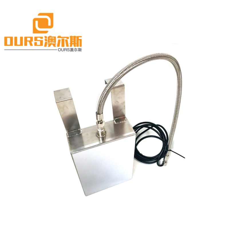28khz  Immersed In Water Solvent Tank Ultrasonic Generator And Transducers Immersion  3000w