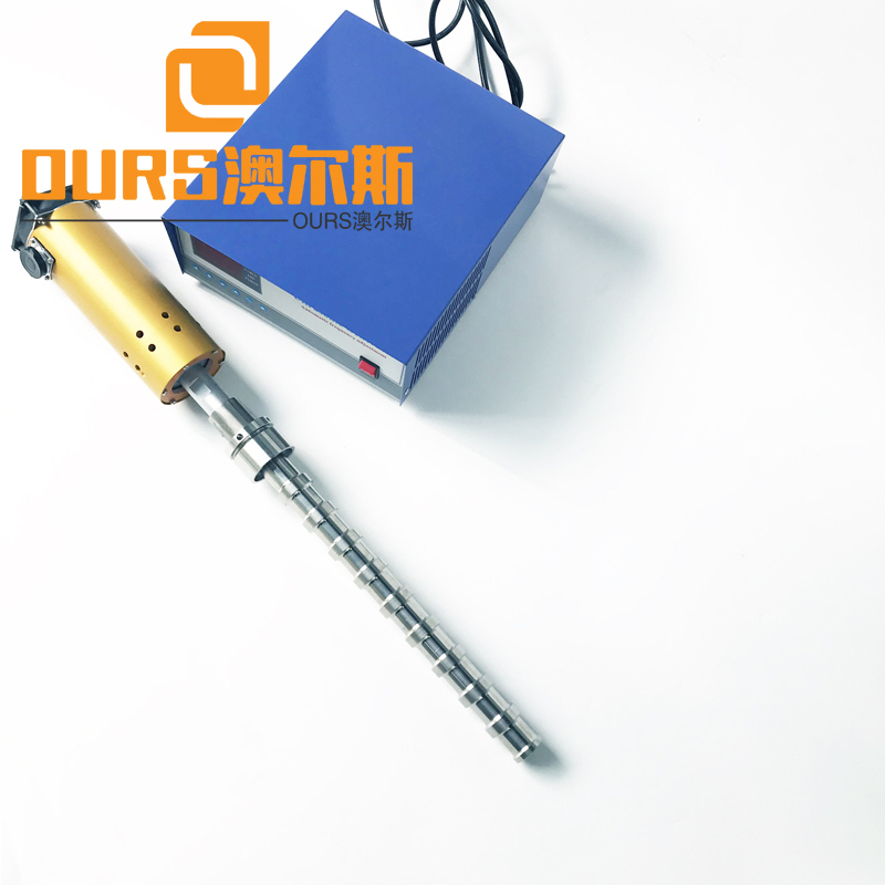 2019 hot sell 2000W chemical extraction Biodiesel Ultrasonic Reactor prices