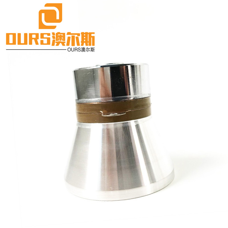 Ultrasonic Cleaner Parts 60W Multi-frequency 28K/40/122KHZ Ultrasonic Cleaning Transducer for Driver Board