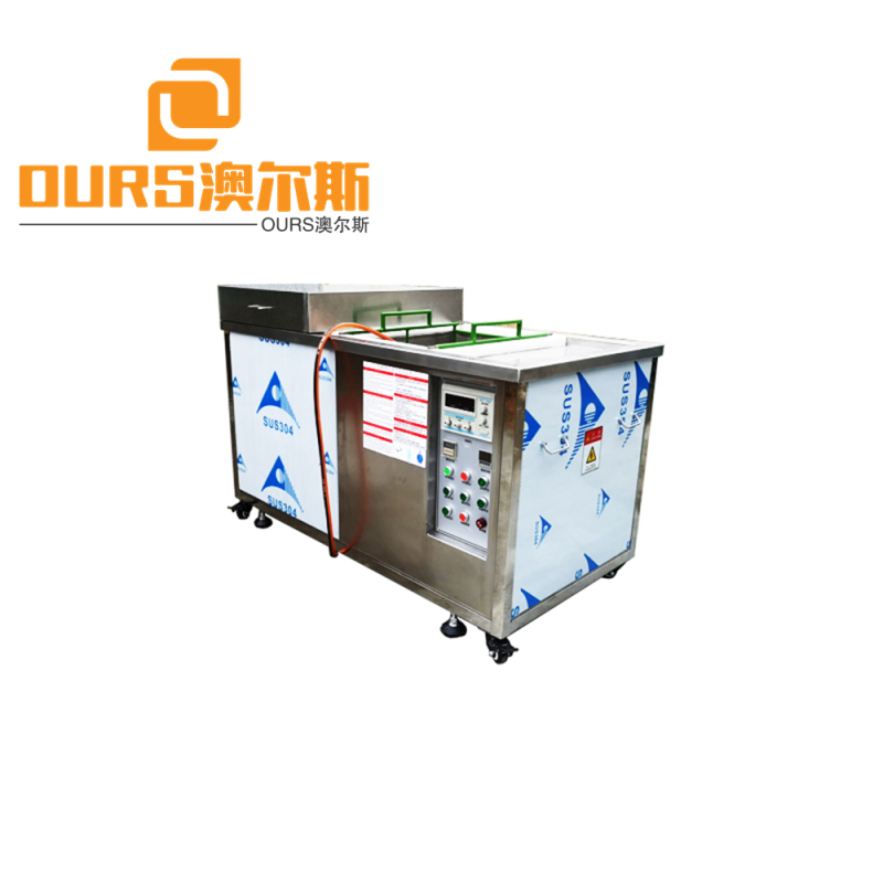 Moulds Glass Industry Cleaning Plastic Injection 2500w 40KHZ Injection moulds mold cleaning