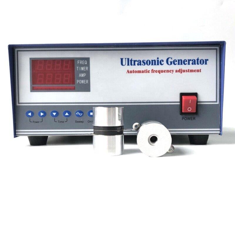 28KHz 40KHz Digital Frequency Tracking 1800W Ultrasonic Generator For Ultrasonic Cleaner