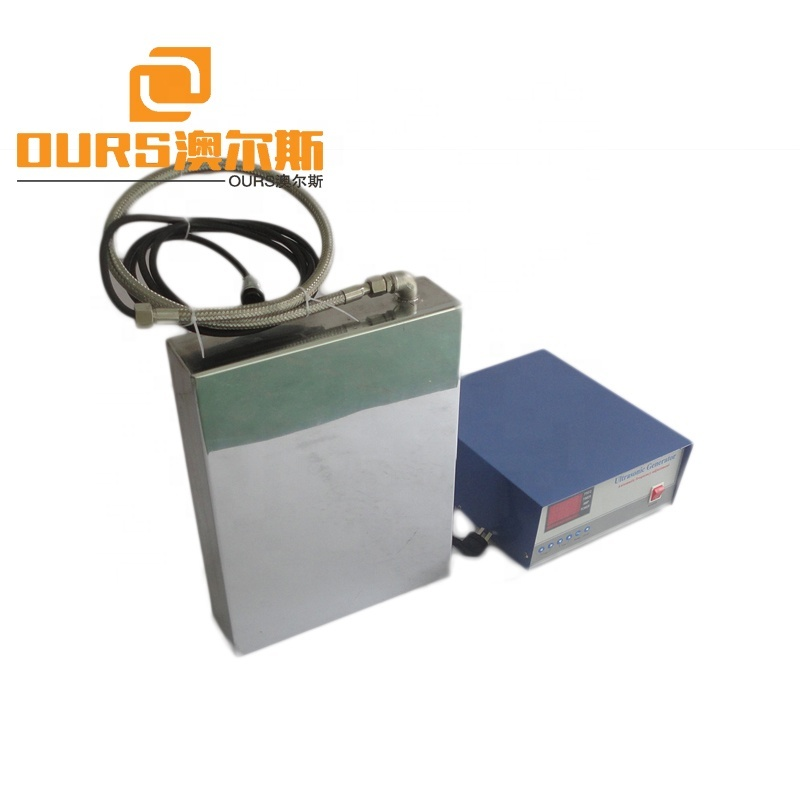 50KHZ 1000W High Frequency Submersible Ultrasonic Cleaner Immersible Cleaning Generator For Cleaning Tank