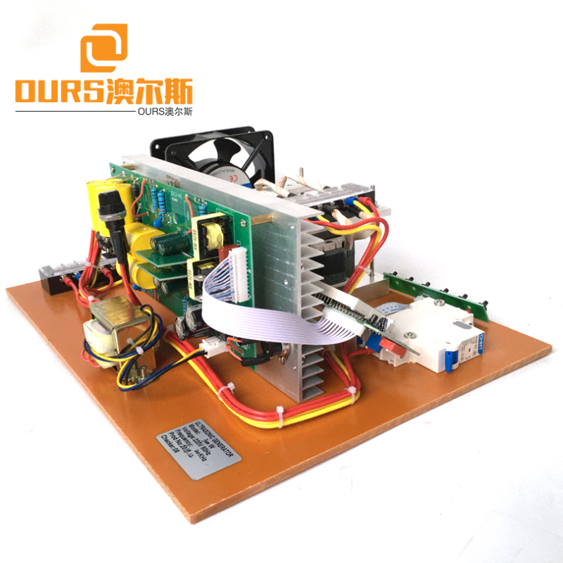 2800W Digital Ultrasonic Cleaning Generator PCB for Hardware Machinery Parts
