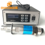 Factory Supply 2000W 1500W Ultrasonic Welding Generators And Transducers With Horn For Face Masks Equipment