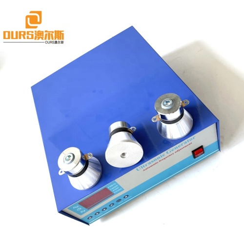 Factory Supply 28K 40K Single Frequency 2000W Ultrasonic Cleaning Generator Used In Industrial Household Washing Machine Produce