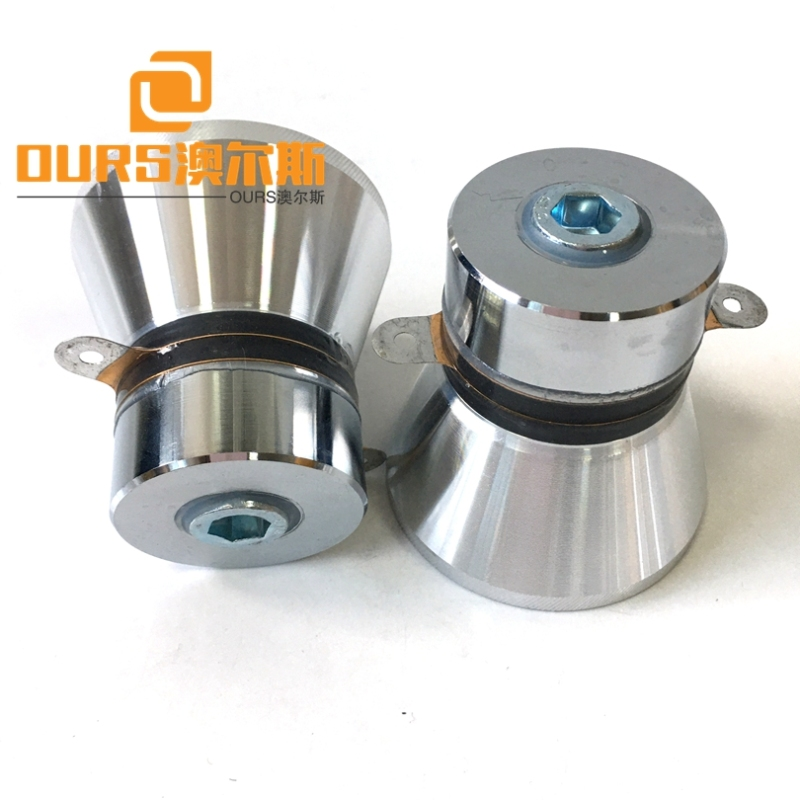 Large Supply 60W 28KHZ Ultrasonic Piezo Transducer Cleaning For Industrial Ultrasonic Cleaning Machine