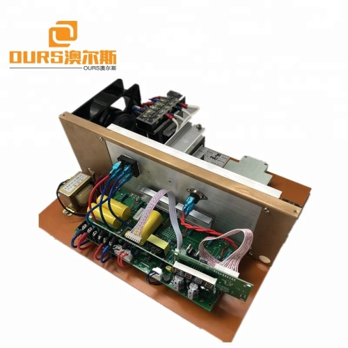 300w ultrasonic cleaning transducer ultrasonic driver PCB generator