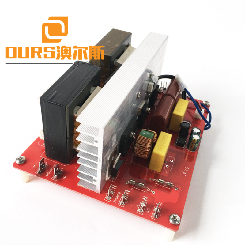 28khz  PCB Driver Various Frequency Ultrasound Generator Circuit