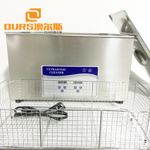 20L  Ultrasonic Cleaning Machine Single Frequency Wave Digital Commercial Ultrasonic Cleaner For Golf Clubs / Balls
