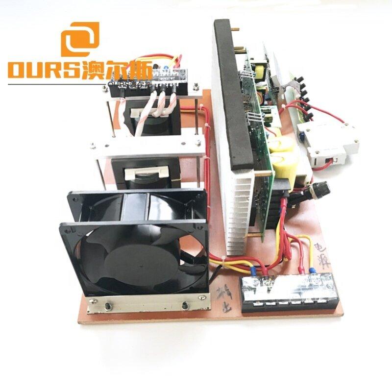 Factory Customized Various Frequency Ultrasonic Generator Without Liq 17K/20K/25K/28K/33K/40K/48K Generator Circuit PCB