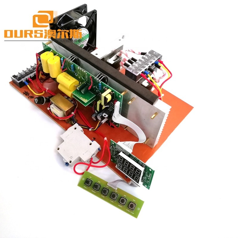 65KHz 600W/1200W High Frequency Piezoelectric Transducer Circuit Driver PCB Board