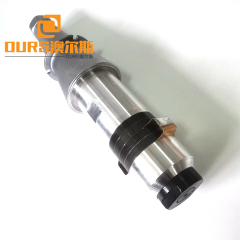 2600w Ultrasound Transducer For Ultrasonic Plastic Welding And Drilling And Polishing Equipment