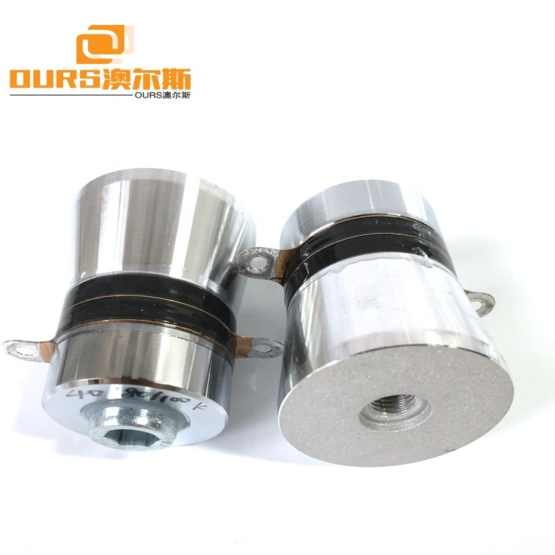 High Efficiency Ultrasonic Cleaning Transducer 40KHz 60W For Ultrasonic Cleaning Machine
