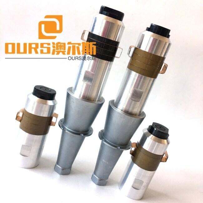 15KHZ 2600W PZT8 Ultrasonic Welding Large Plastic Parts